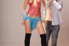 Wonder Woman FujiFilm Concept Shoot