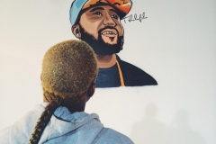 Graffiti Mural - Casper Nyovest Music Video
