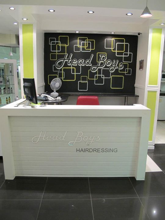 Headboys hair salon