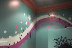 Graffiti Mural - Tings n Times