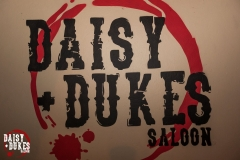 Daisy Dukes Mural