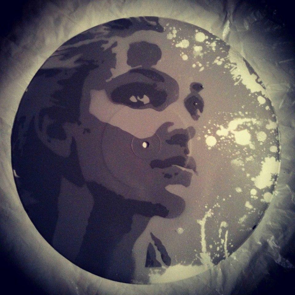 Urban Art, Graffiti Vinyl